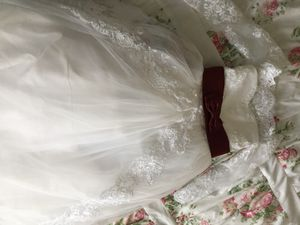 First communion or flower girl dress size 10-12 new for Sale in West Jordan, UT