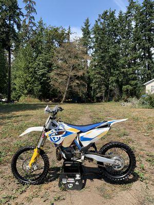 2014 Husqvarna tc250 for Sale in Everett, WA