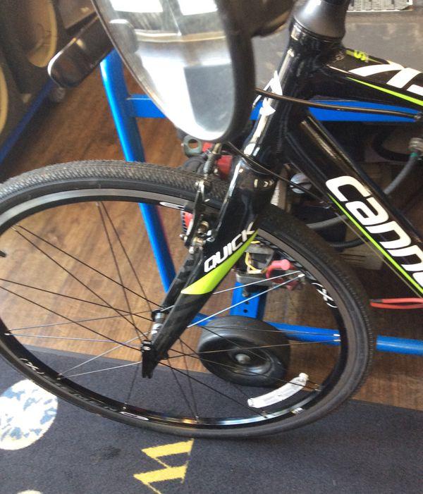 Cannon dale Quick 4 Men's bike LIKE NEW