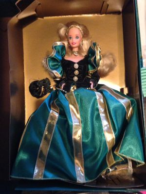 Barbie evergreen princess limited edition for Sale in Richmond, TX