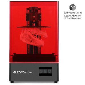 ELEGOO Saturn MSLA 4k 3D Printer for Sale in Palos Verdes Estates, CA