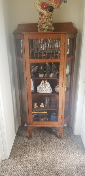 Antique China closet for Sale in Portland, OR