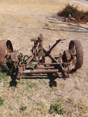 Antique Farm Cultivator for Sale in Ripon, CA