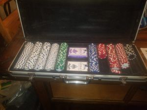 Poker Chips for Sale in Edgewood, WA