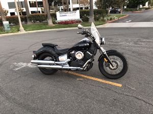 Yamaha V-Star 1100 - only 4,000 miles for Sale in Corona, CA