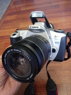 Canon EOS Rebel 2000 Vintage Film Cam TESTED for Sale in Chino, CA