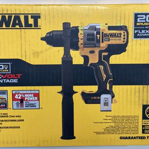 DEWALT FLEXVOLT ADVANTAGE. 1/2 In HAMMER DRILL. tool Only for Sale in Phoenix, AZ