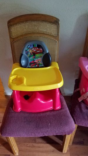 Booster seat for Sale in Greensboro, NC