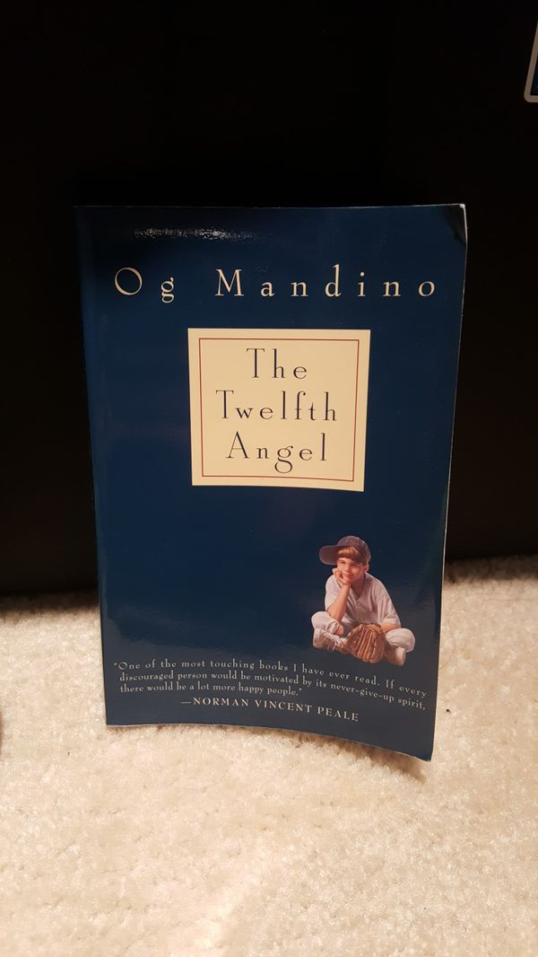 """The Twelfth Angel"" by Og Mandino book"
