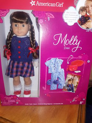 American Girl Molly bundle for Sale in Toms River, NJ