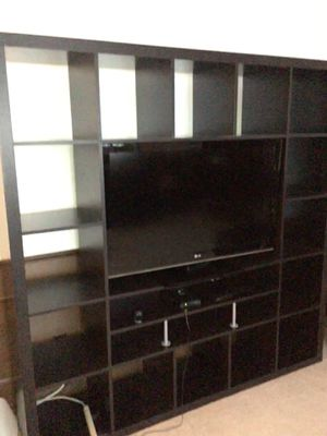 Entertainment TV Bookshelves for Sale in Enumclaw, WA