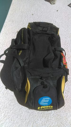 E-Force Racquetball Bag - Ex Condition + Rackets for Sale in Phoenix, AZ
