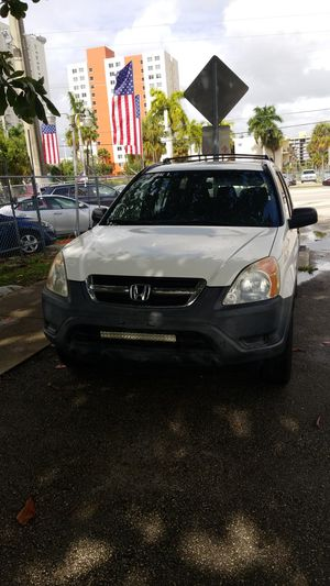 2003 honda crv $2400. for Sale in Miami, FL