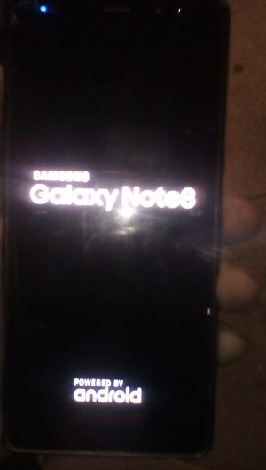 Samsung Galaxy note 8 !@ for Sale in Downey, CA