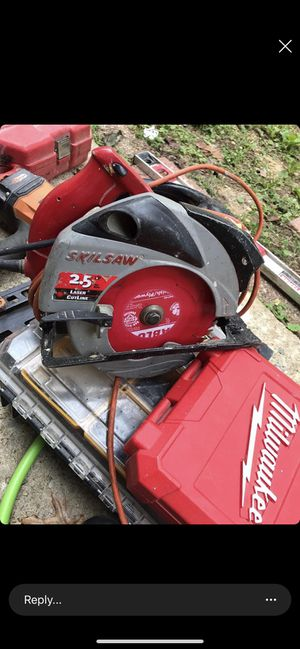 Power tools for Sale in Pine Hill, NJ