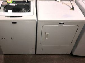 Maytag Bravos Washer/Dryer Set 1 3 for Sale in Covina, CA
