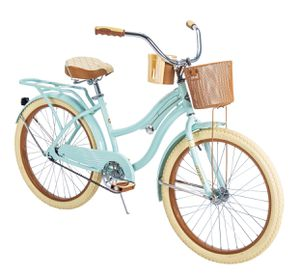 """Brand New In Box Huffy 24"""" Nel Lusso Girls' Cruiser Bike, Mint Green for Sale in Castro Valley, CA"""