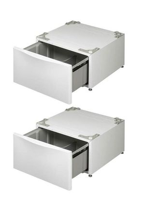 (2) LG Laundry Pedestals WDP4W (Pair) for Sale in Queens, NY