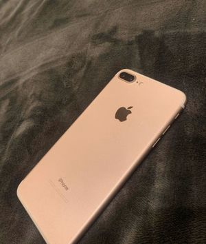 IPHONE 7plus (AT&T) for Sale in Kingsburg, CA