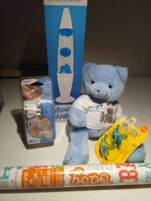 Baby Shower Baby Boy Gift lot!! for Sale in Portsmouth, VA