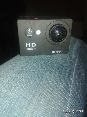 HD WI-FI ACTION CAM for Sale in Kent, WA