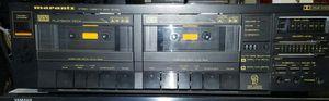 Marantz SD-155 Dual Cassette Dubbing Deck for Sale in St. Louis, MO