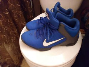 Blue Nike sneakers for Sale in Las Vegas, NV