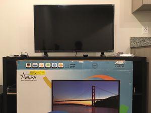 """40"""" LED HD TV - Avera AVR-40AER10 for Sale in Salt Lake City, UT"""