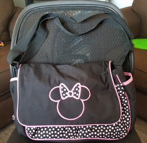 Minnie Mouse Diaper Bag. Like June's Online Consignment Shop on Facebook. for Sale in Neenah, WI