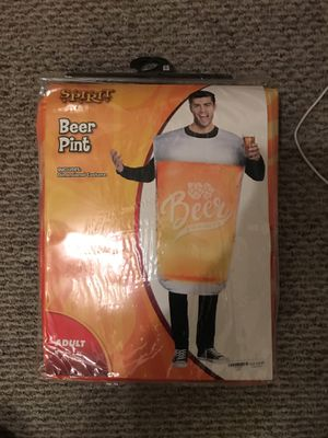 Beer Pint Costume for Sale in Pittsburgh, PA