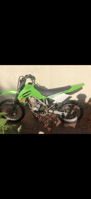 Kawasaki 140L dirt bike for Sale in Reston, VA