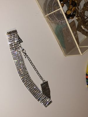 Diamond choker for Sale in Middletown, MD