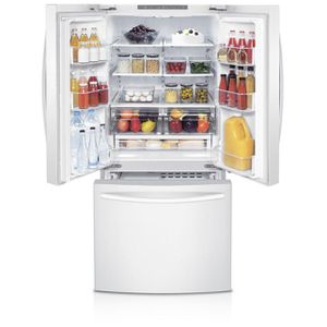 Like NEW This is a Great Deal! Energy efficient Samsung refrigerator for sale. for Sale in Fairfax, VA
