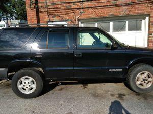Black 1997 Chevy blazer for Sale in Salem, NJ