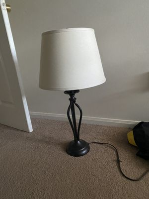 lamp for Sale in Fort Drum, NY