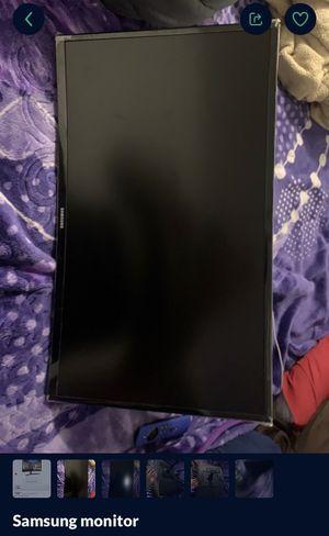 Samsung monitor for Sale in Selma, CA