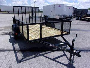 New 6x10 Utility Trailer WE FINANCE (Se habla español) for Sale in Houston, TX