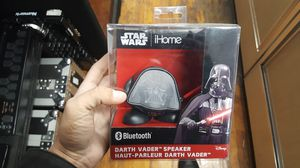 Ihome star wars bluetooth portable speaker for Sale in Baltimore, MD