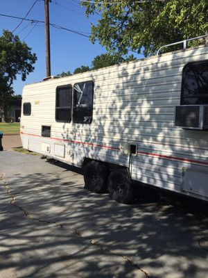 Elite 28ft camper trailer for Sale in Fort Worth, TX