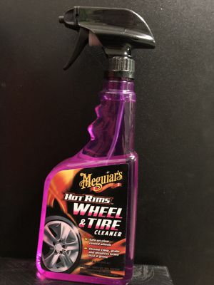Meguiars wheel & tire cleaner for Sale in Palmdale, CA