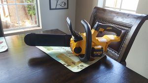 DeWalt 20V Max Compact Cordless Chainsaw (Bare Tool for Sale in Chula Vista, CA