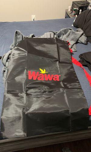 Wawa duffle and shirt set for Sale in Orlando, FL