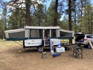 Pop up camper custom 1997 for Sale in Glendale, AZ
