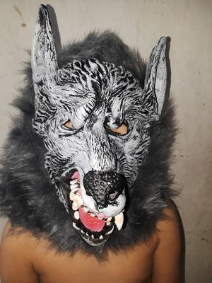 Adult Wolf Mask for Sale in Cudahy, CA