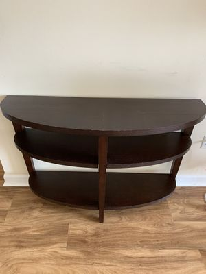 Crate and barrel console table for Sale in Jersey City, NJ