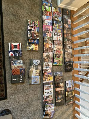 A bunch of DVD's for Sale in Richmond, TX
