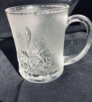 Antique glass mug for Sale in Dallas, TX
