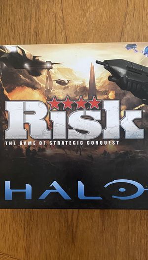 Risk Halo Legendary Edition (New- 1/2 price) board game for Sale in Phoenix, AZ