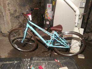 Blue beach cruiser bike for Sale in Binghamton, NY