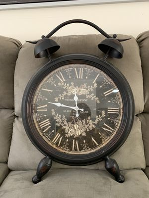 Vintage analog clock for Sale in San Diego, CA